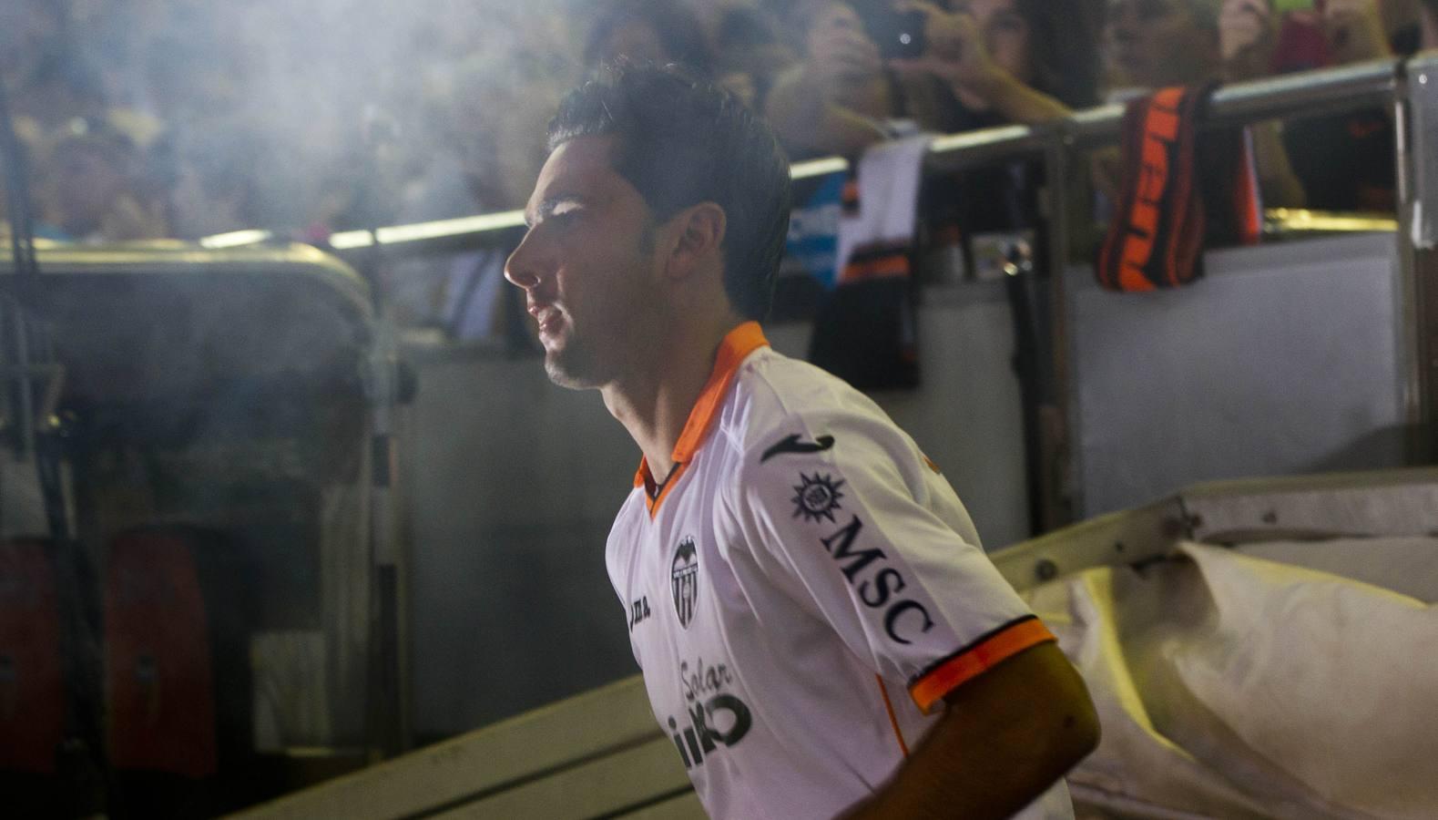 Presentación del Valencia 2013-2014