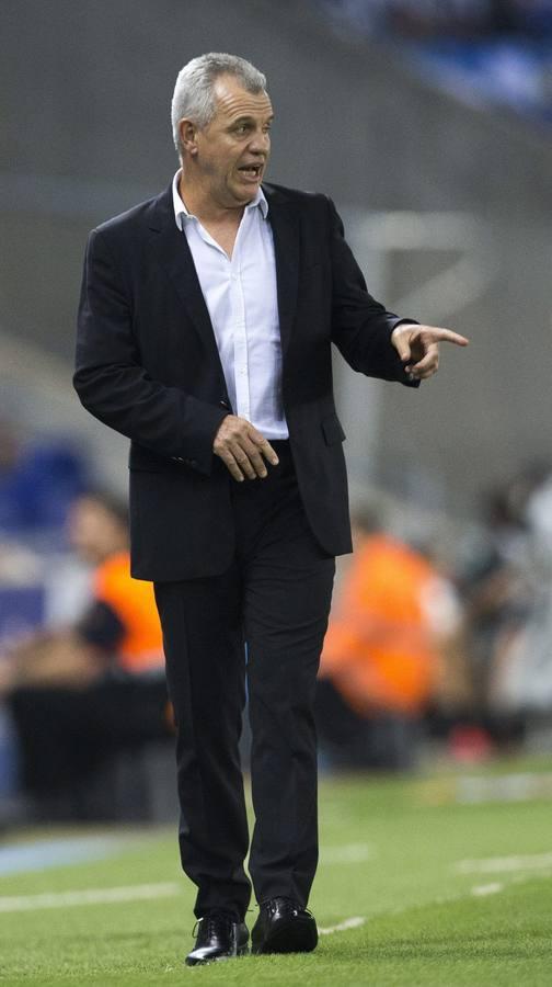 Las mejores imágenes del Espanyol-Valencia