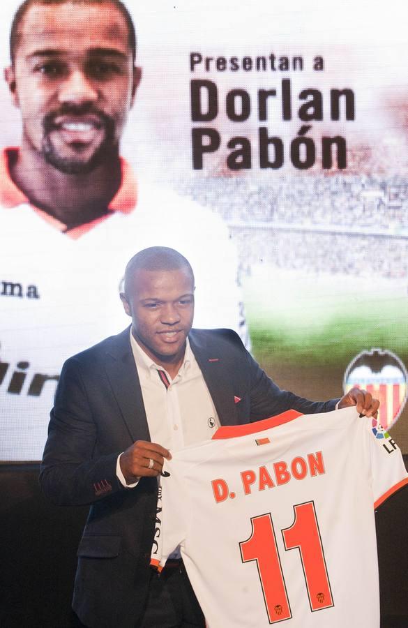 Presentación oficial de Dorlan Pabón