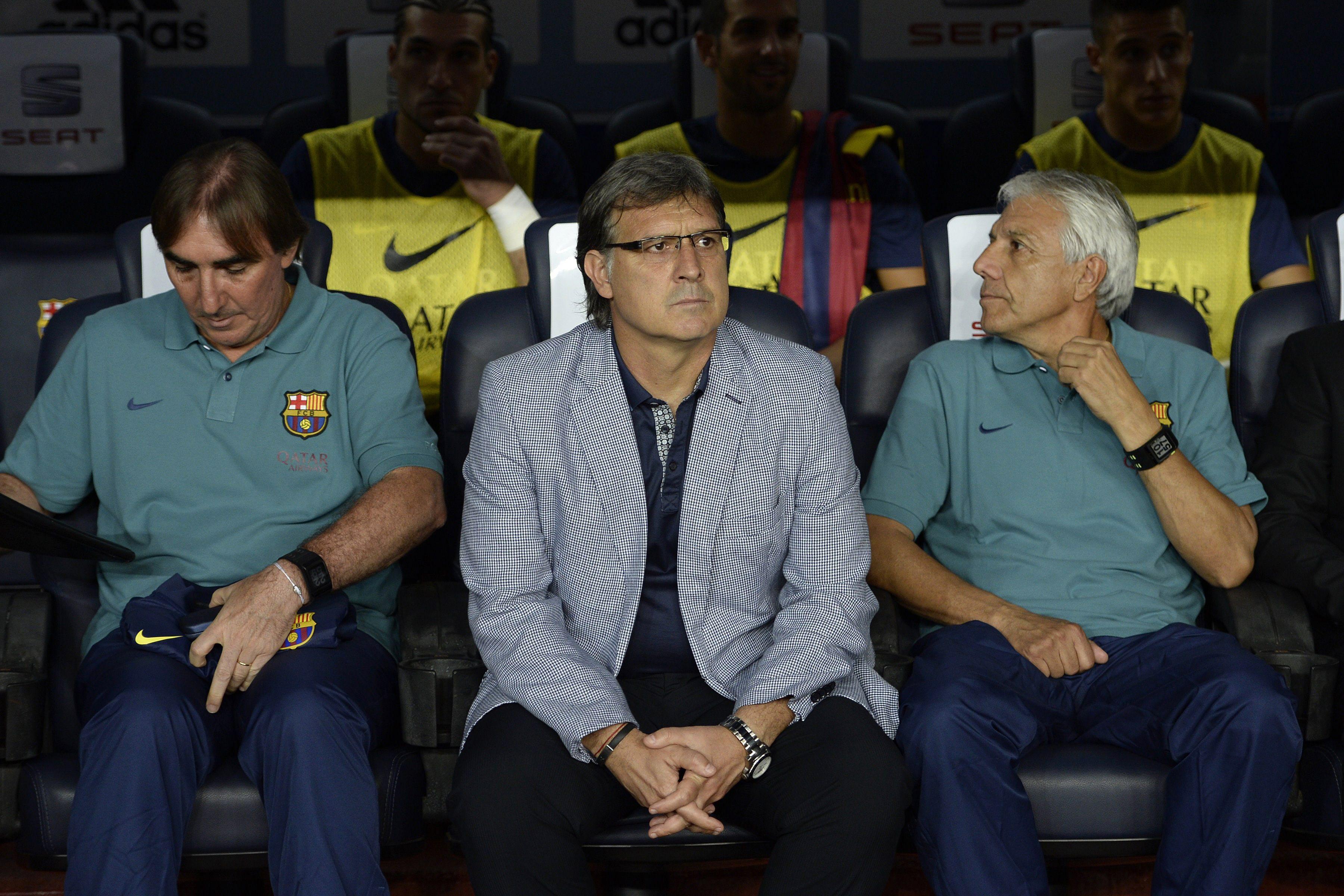 El Barça gana con sufrimiento la Supercopa