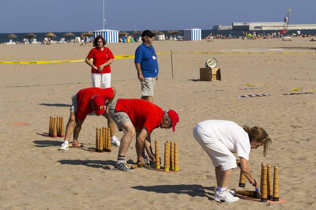 XII Trofeo de Birles Playa Ciudad de Valencia