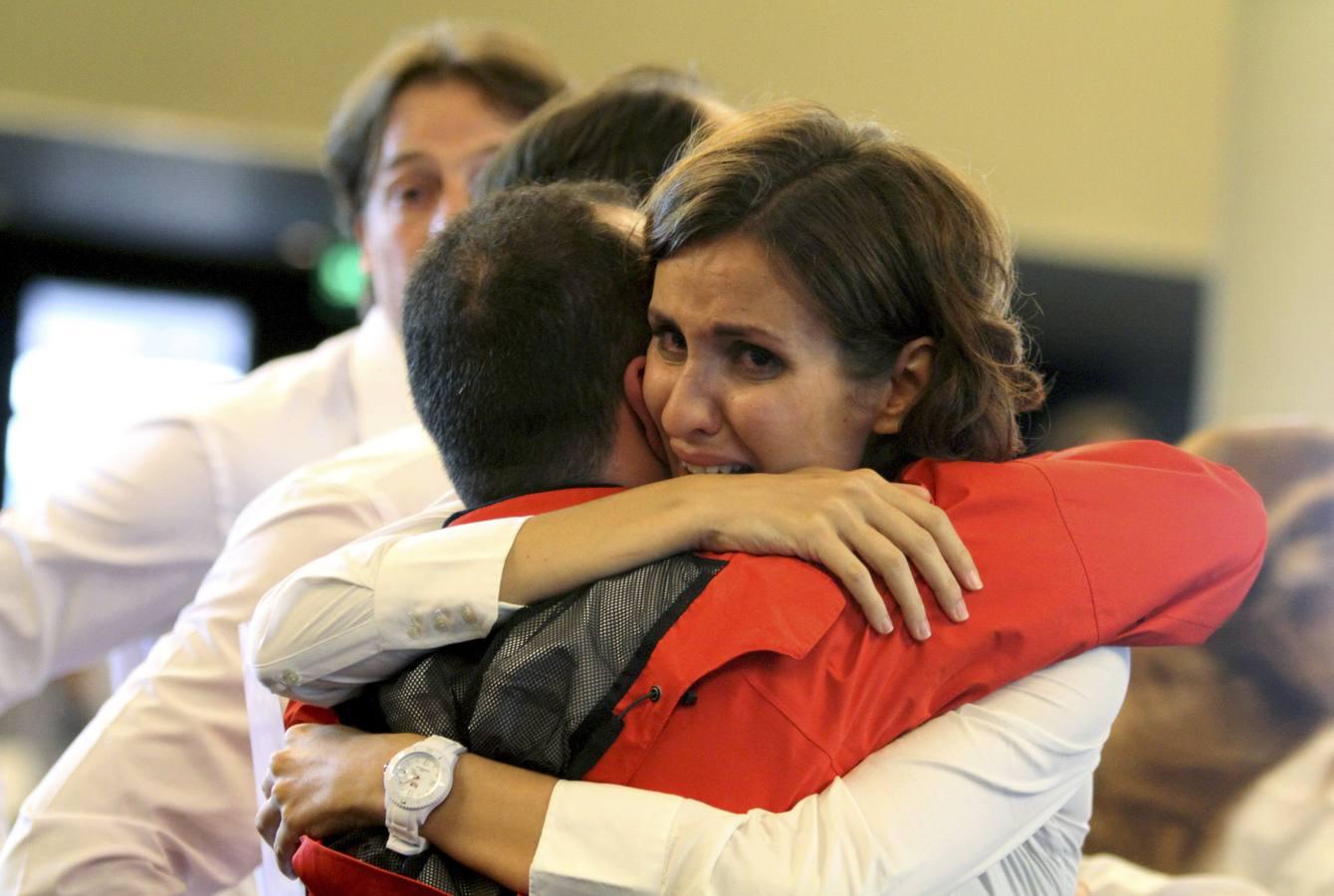 Lágrimas en Buenos Aires