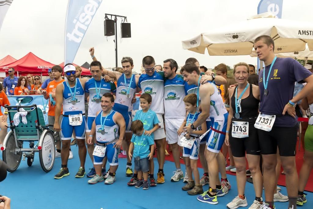 Triatlón de Valencia 2013 (sábado)