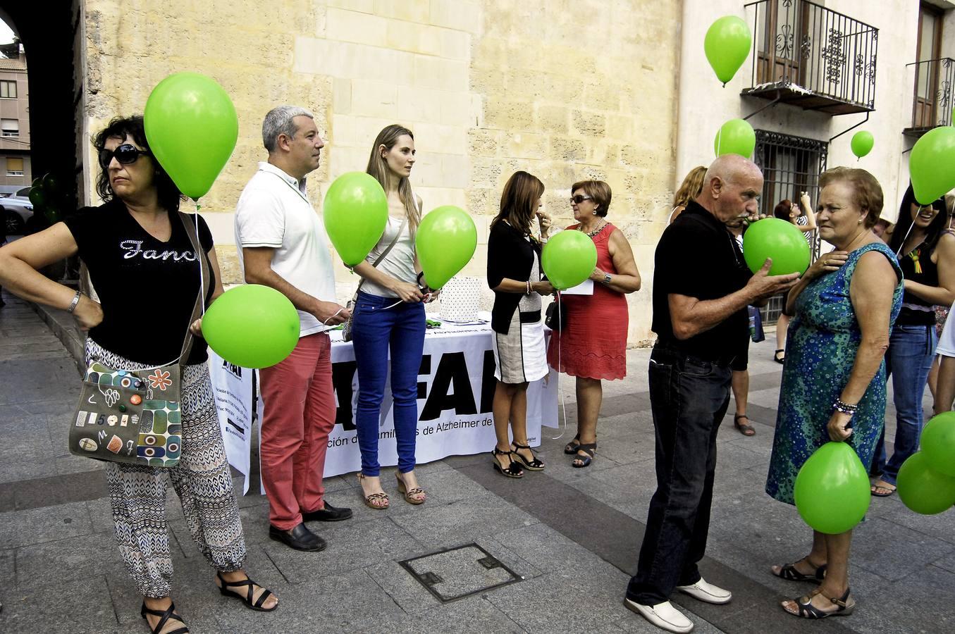 Celebración del Día Mundial del Alzheimer en Elche