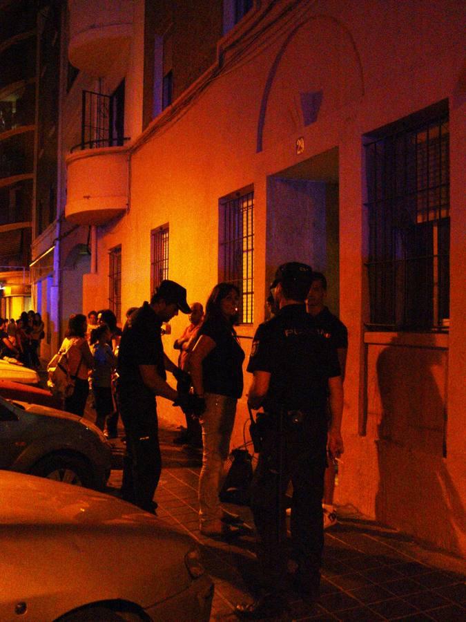 Cuatro heridos en una pelea a cuchilladas en Valencia