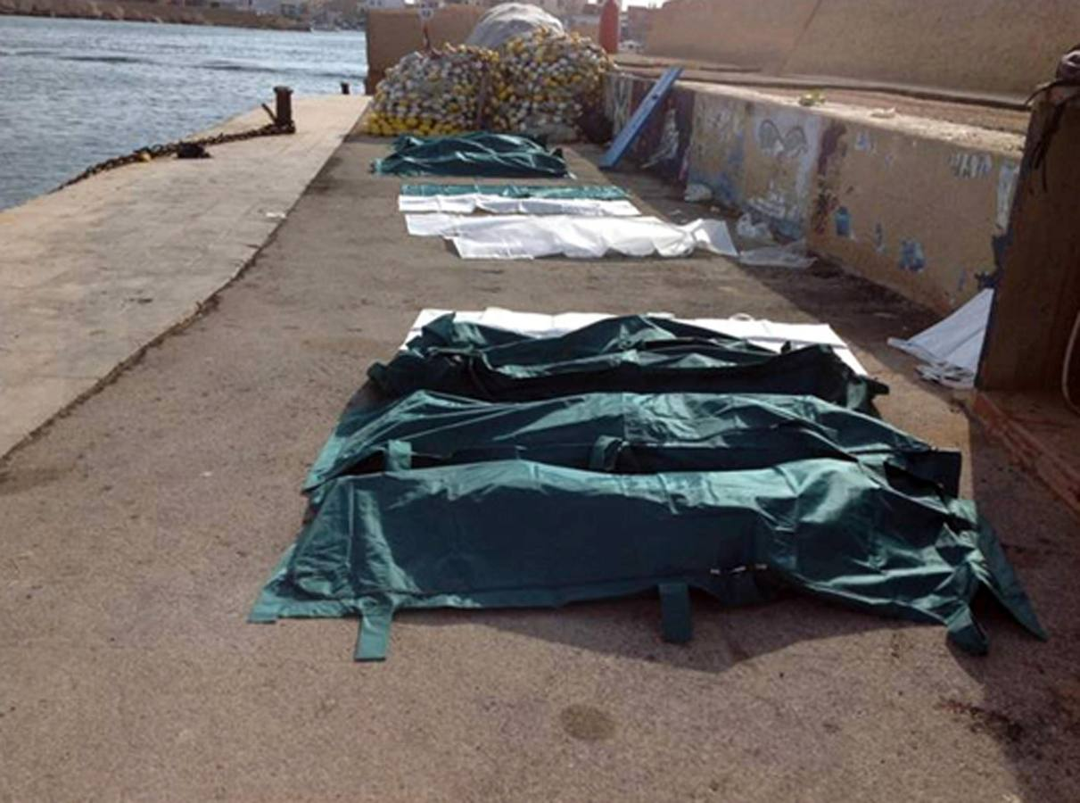 Nuevo naufragio en Lampedusa