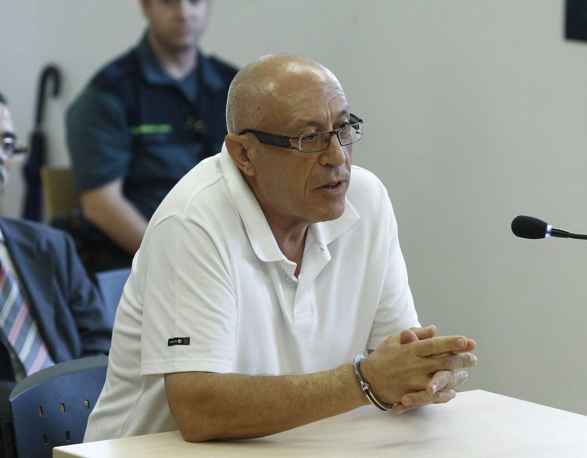 Segundo día del juicio a Carlos Fabra