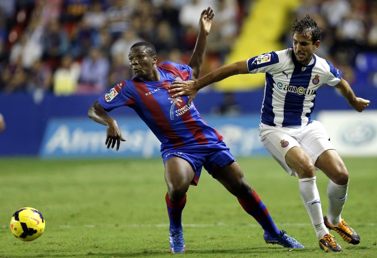 Las mejores imágenes del Levante-Espanyol