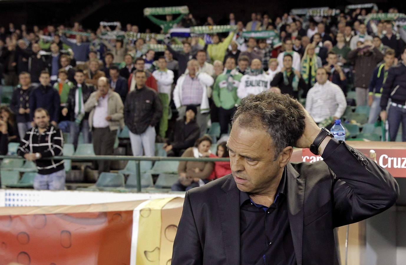Las mejores imágenes del Betis-Levante