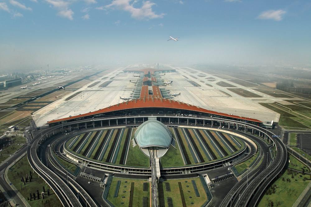 6. Aeropuerto Internacional de Pekín (China)