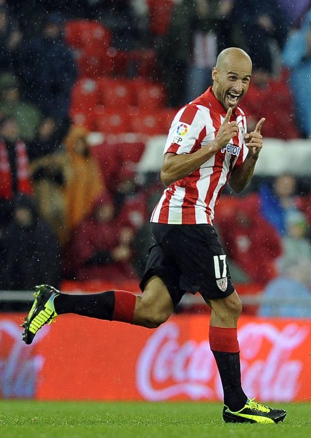 Las mejores imágenes del Athletic de Bilbao-Levante