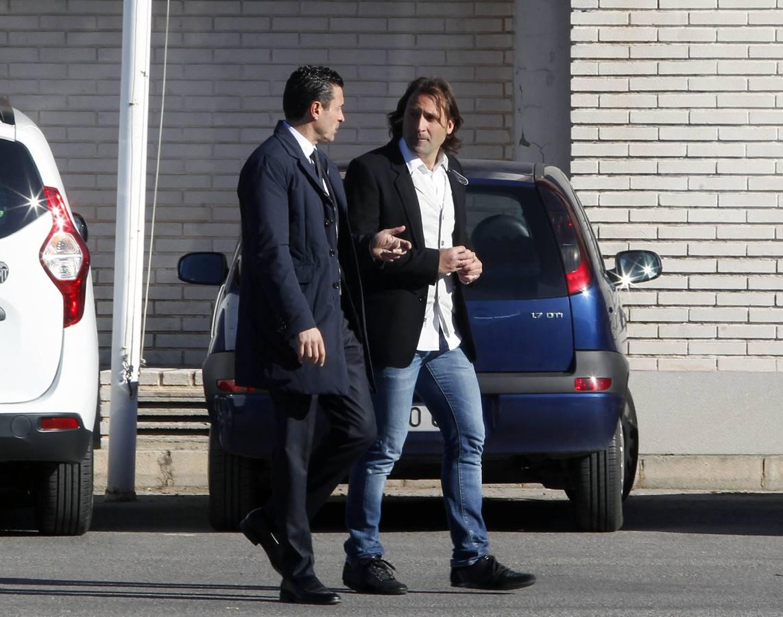 Rufete, nuevo mánager general deportivo del Valencia