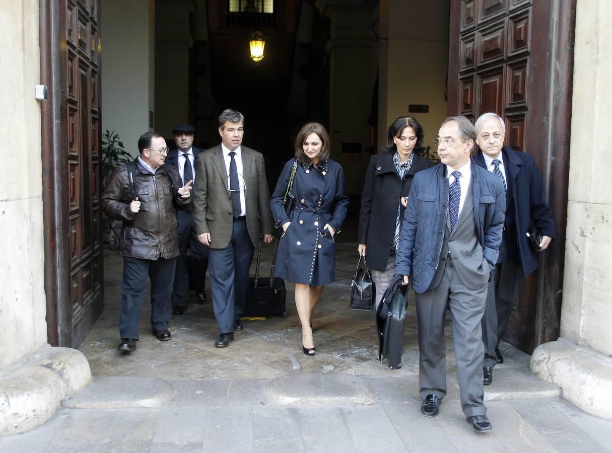 Juicio por el caso Cooperación