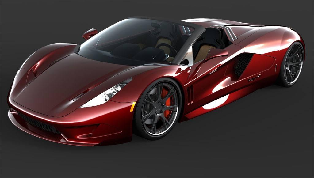 1. Transtar Racing Dagger GT: 507 km/h