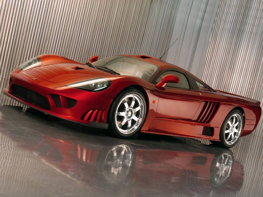 9. Saleen S7 Twin Turbo: 399 km/h