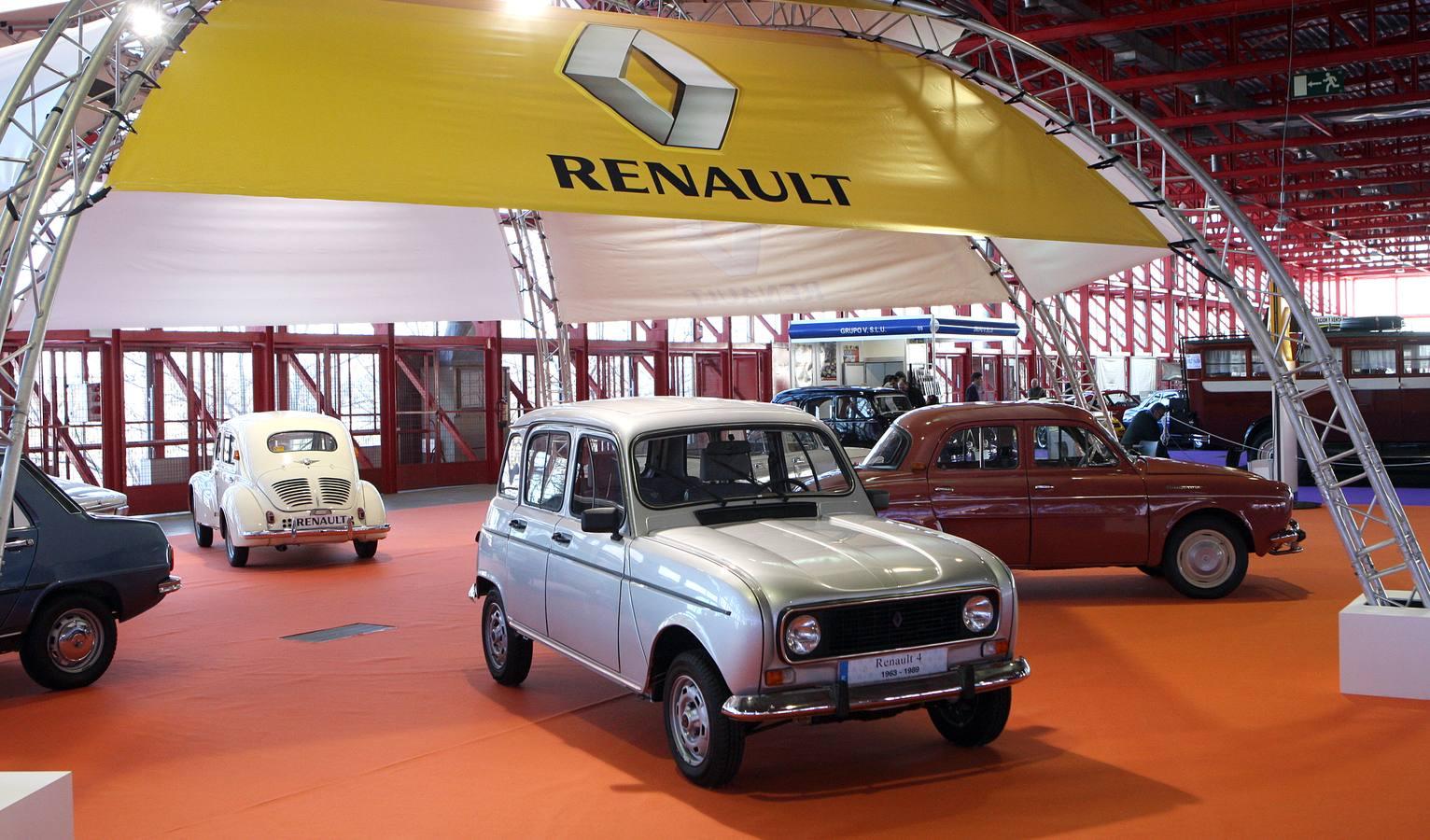 Un paseo por el salón Classic Auto
