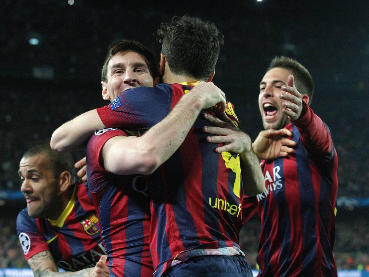 El Barça ya está en cuartos