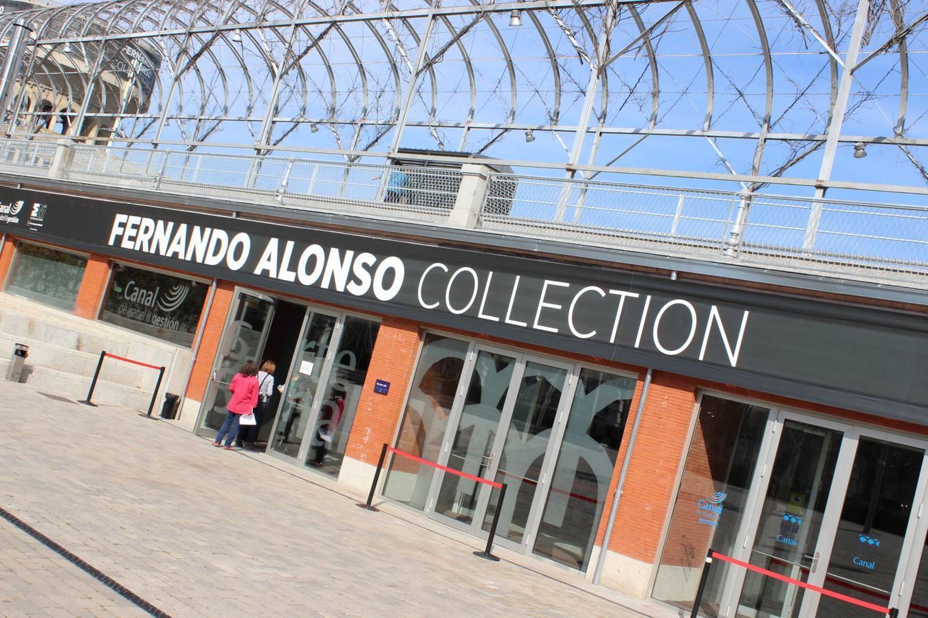 Alonso Collection 2014. Todos los coches del campeón