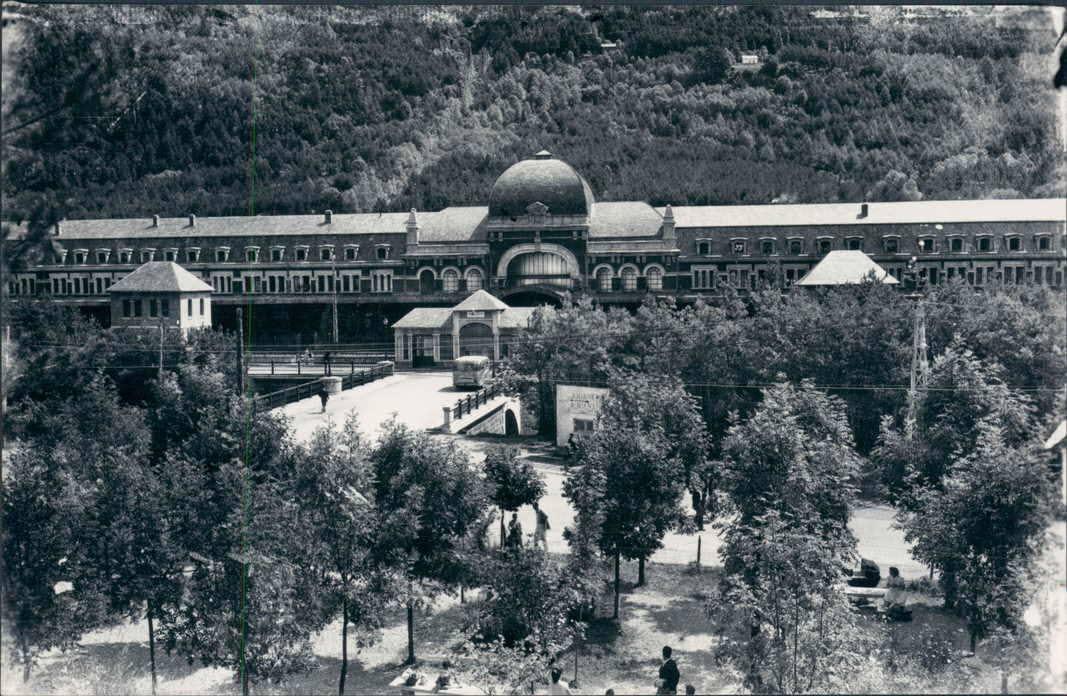 4. Canfranc (Huesca)