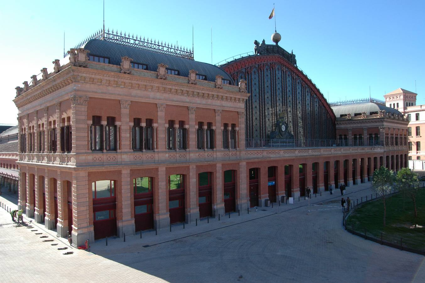 8. Atocha (Madrid)