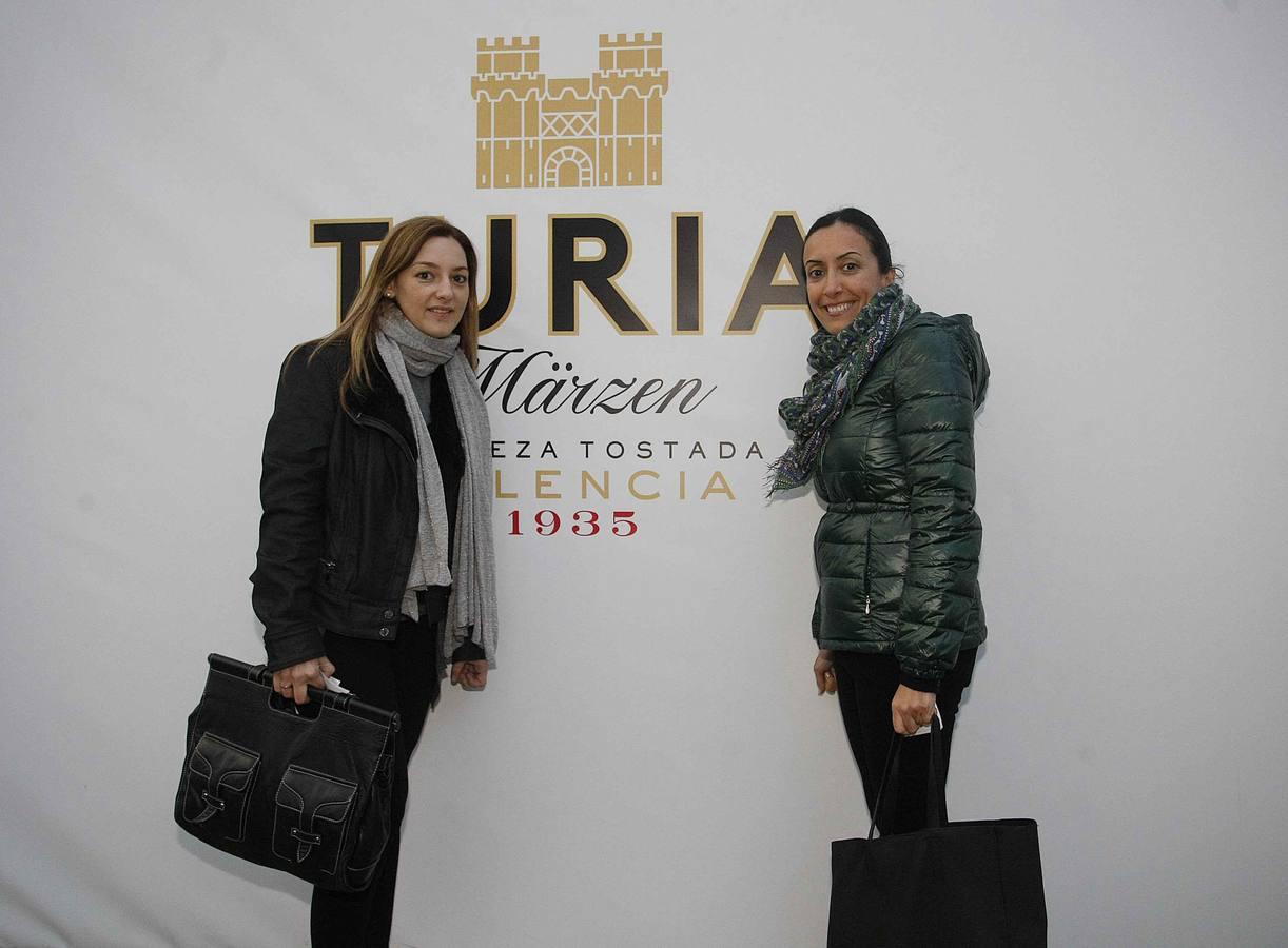 La sociedad valenciana se da cita en Vivero Turia