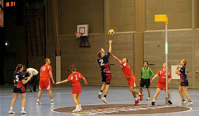 4. Korfball