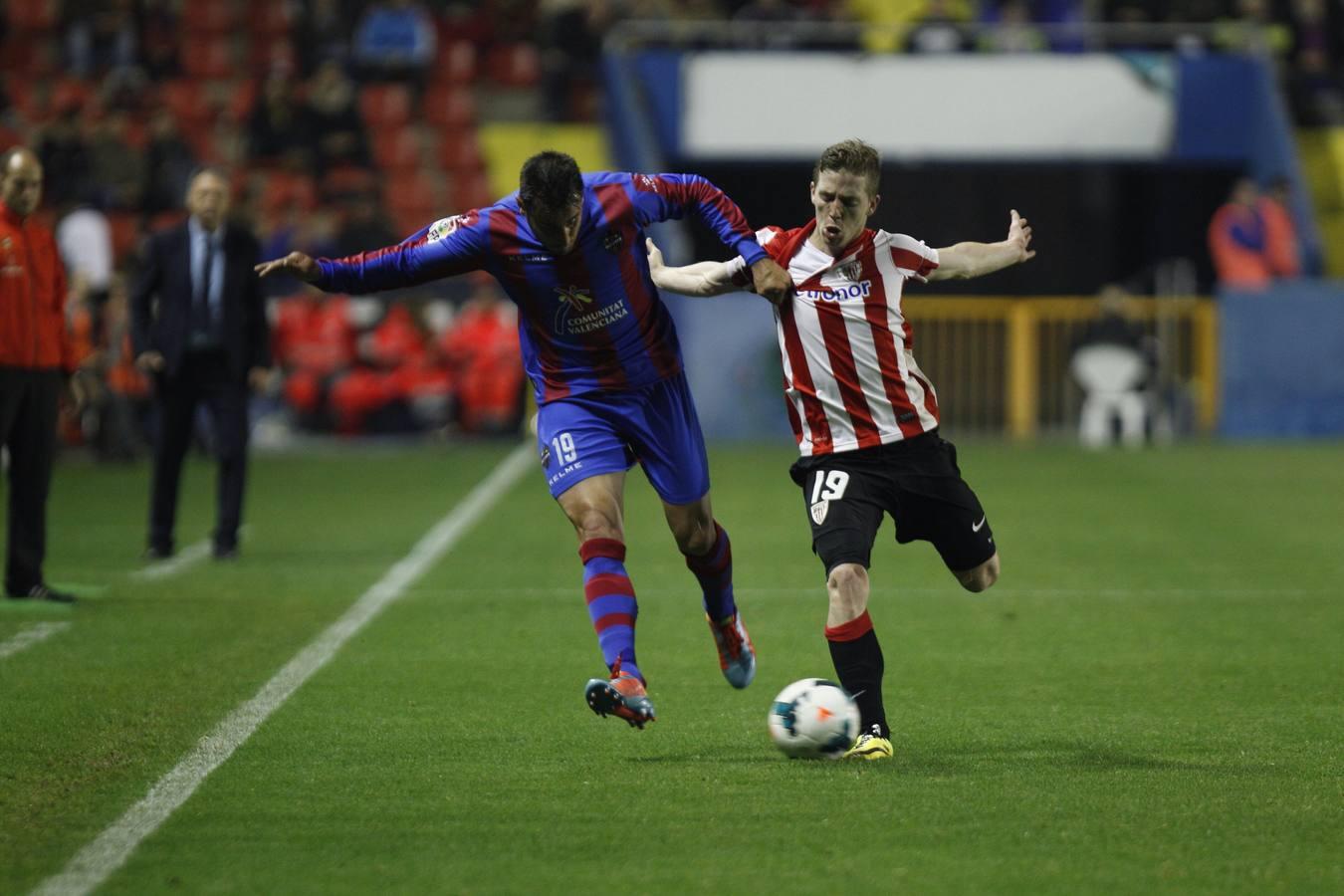 Las mejores imágenes del Levante-Athletic