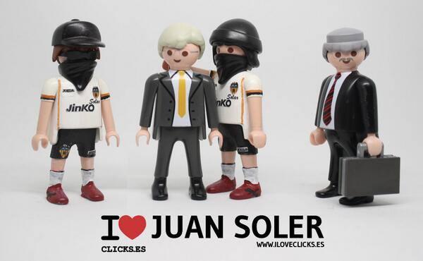Las redes parodian el supuesto intento de secuestro de Soler a Soriano