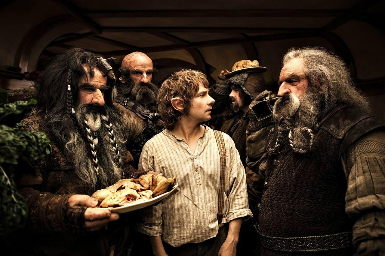 1. El Hobbit: un viaje inesperado (2012): 230 millones de euros