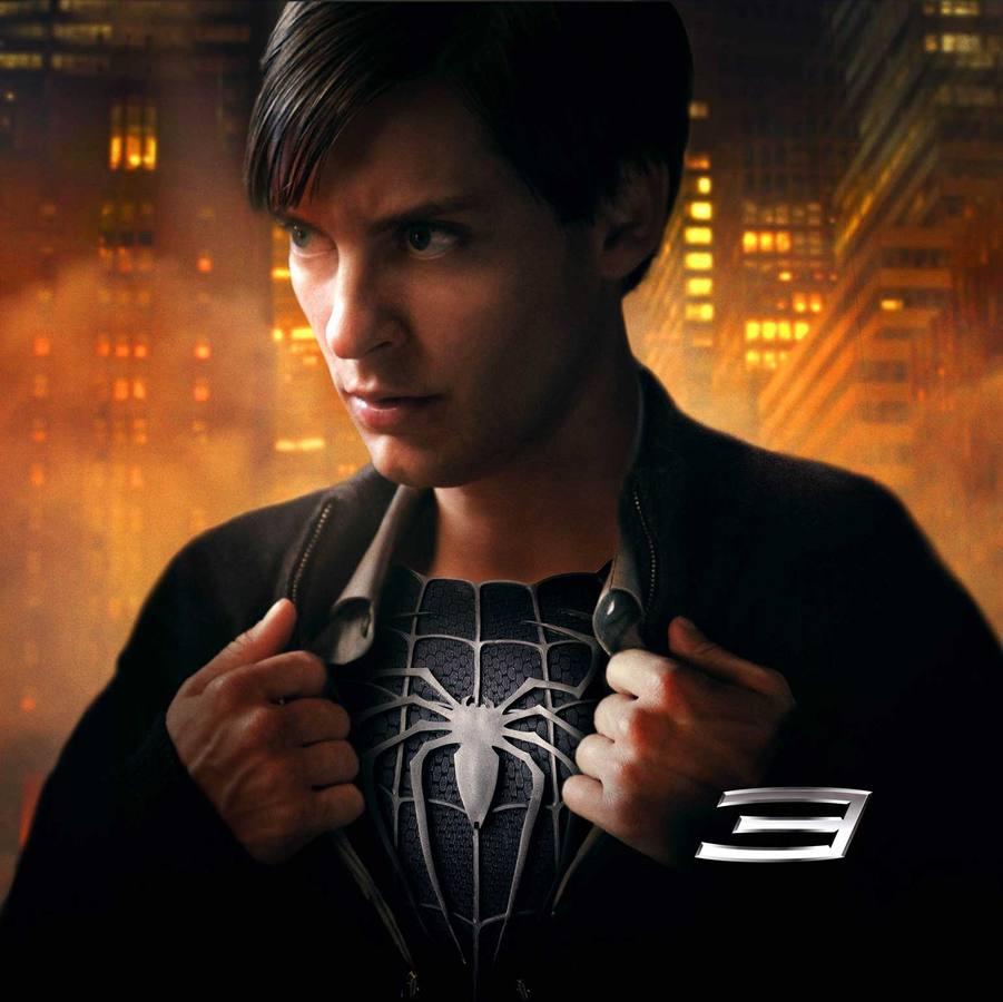 4. Spider-Man 3 (2007): 188 millones de euros
