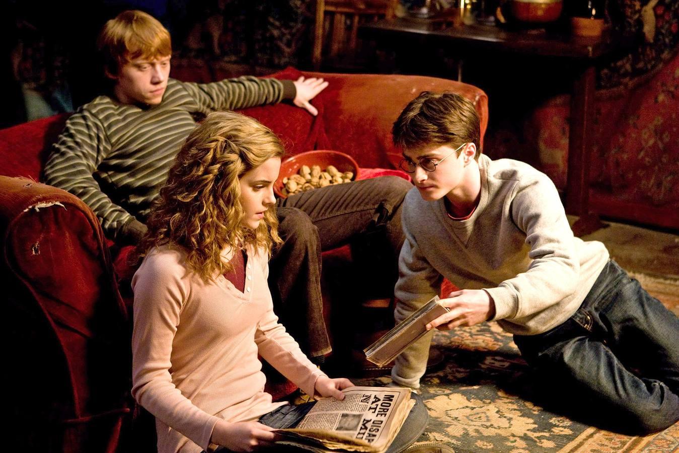 5. Harry Potter y el misterio del príncipe (2009): 182 millones de euros
