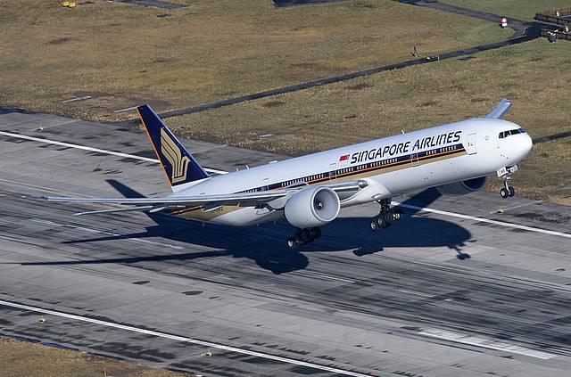 5. Boeing 777