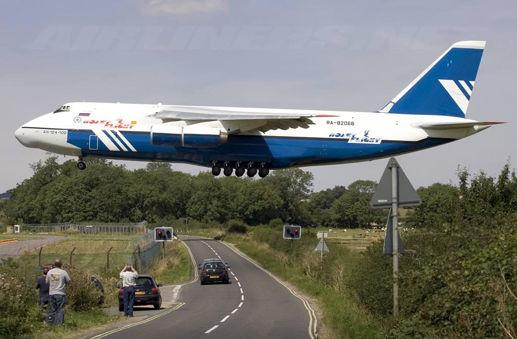 8. Antonov An-124